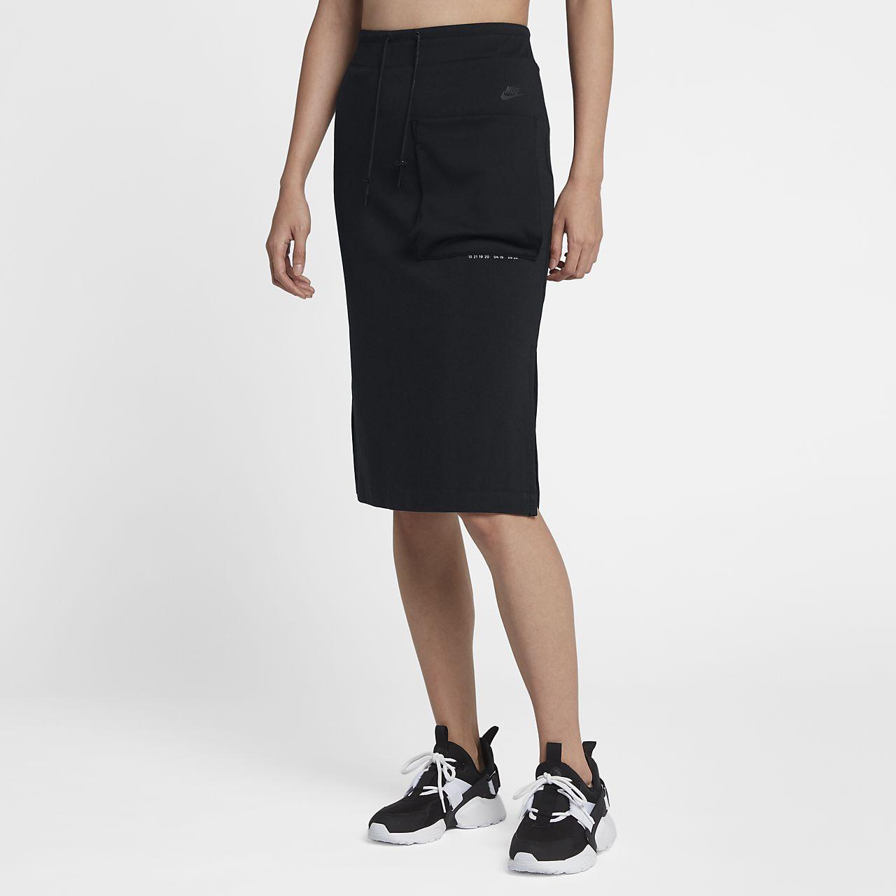 กระโปรงผู้หญิง Nike Sportswear Tech Pack