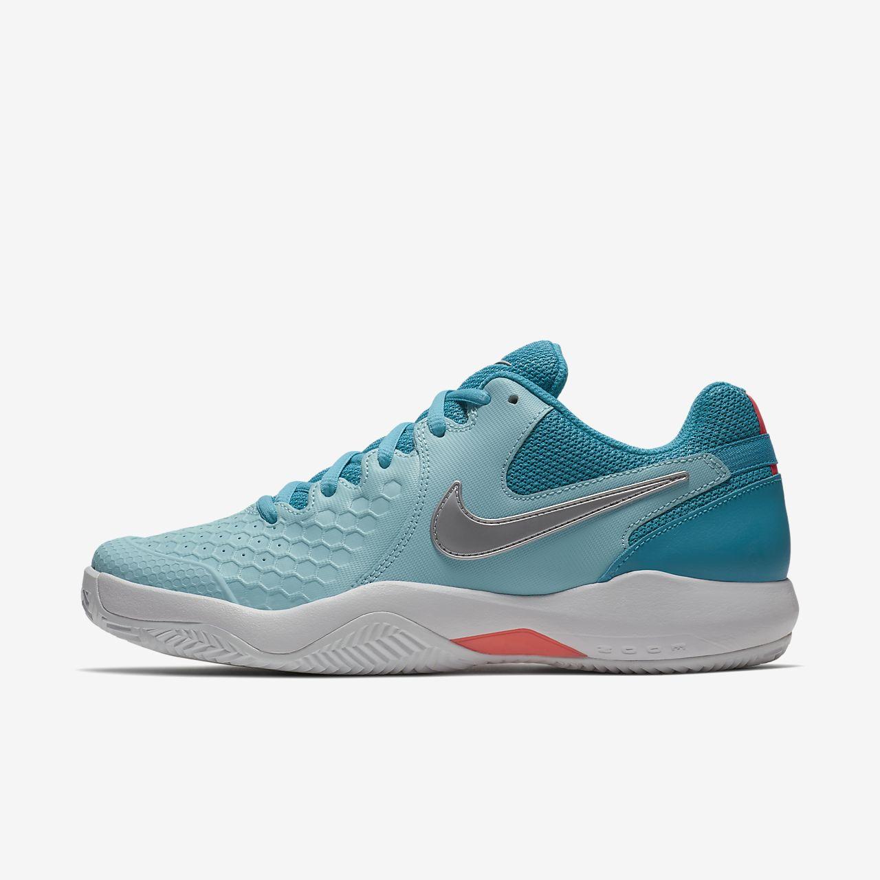 Nikecourt Air Zoom Resistance Hc Women S Tennis Shoe Nike