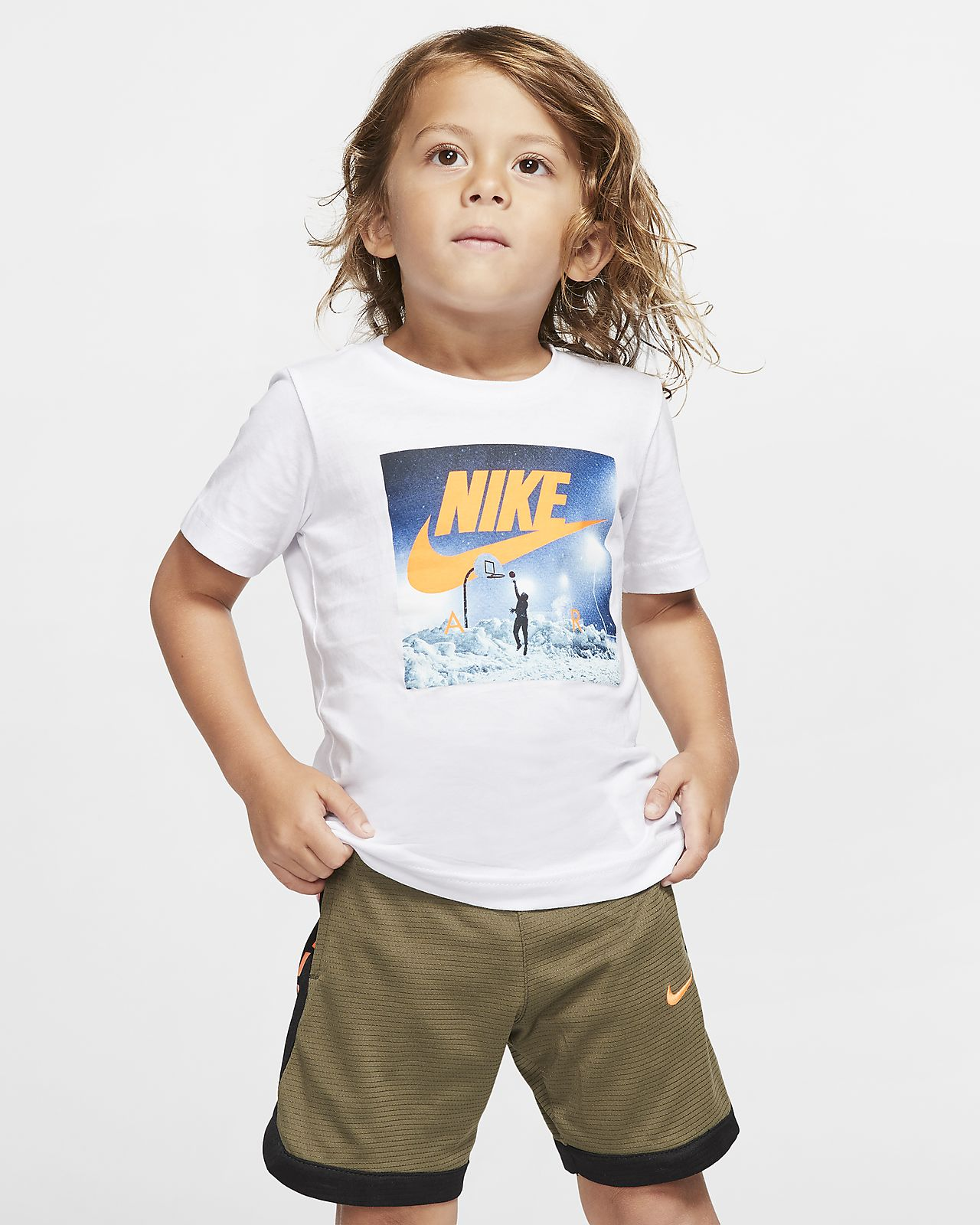 Nike Air Toddler Short-Sleeve T-Shirt