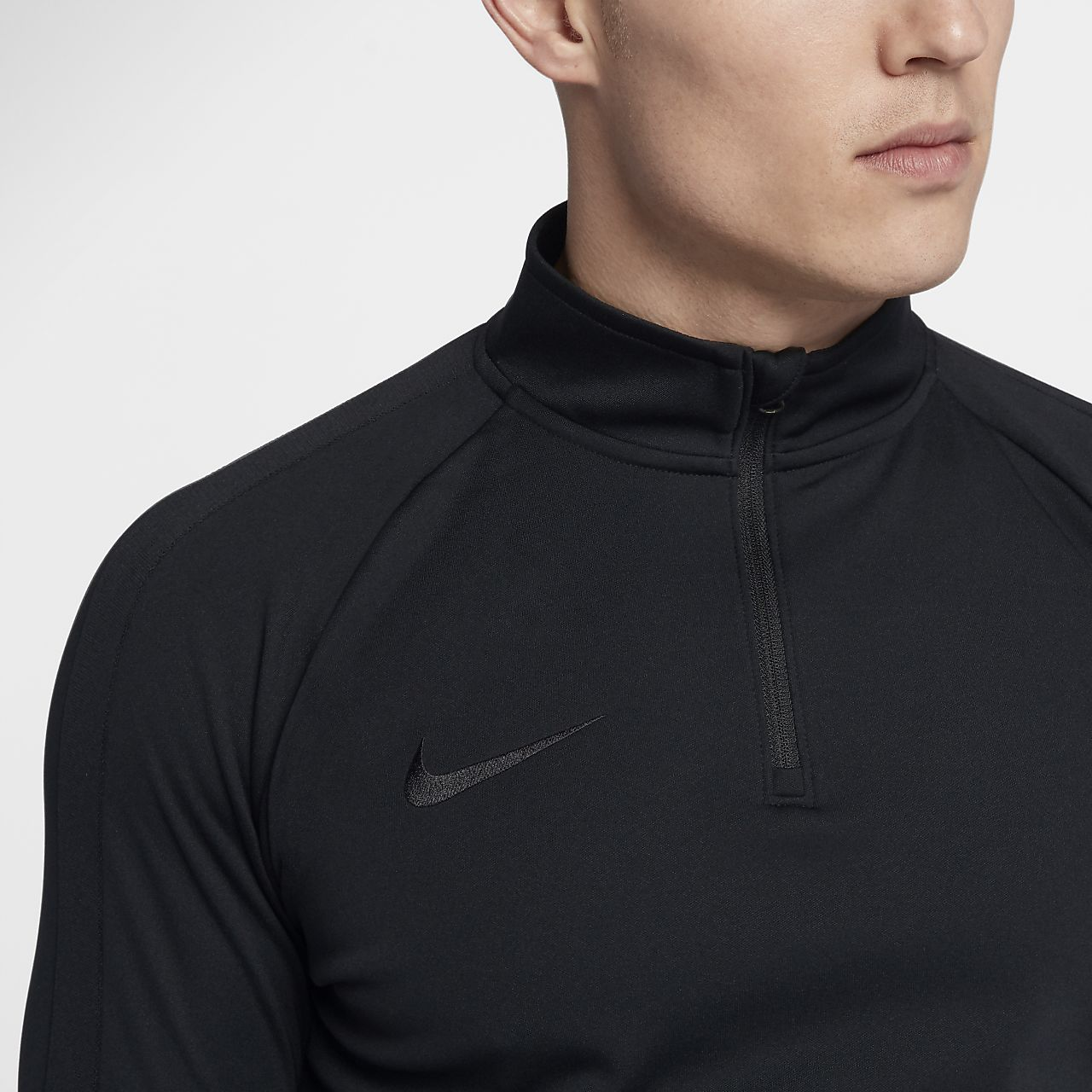 dede0e27 Nike Dri-FIT Academy Men's 1/4 Zip Football Drill Top. Nike.com AU