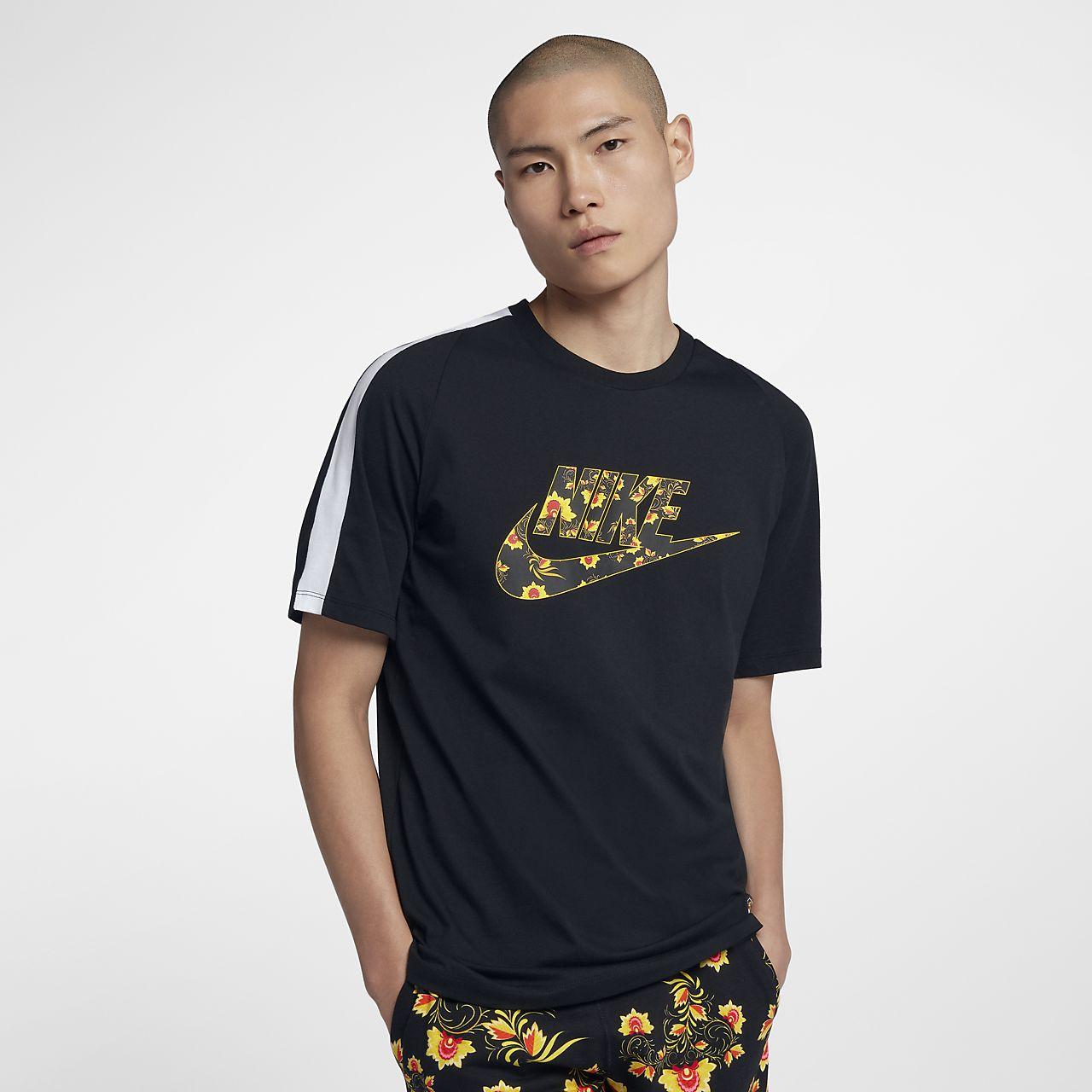 nike sportswear floral mens tshirt nikecom