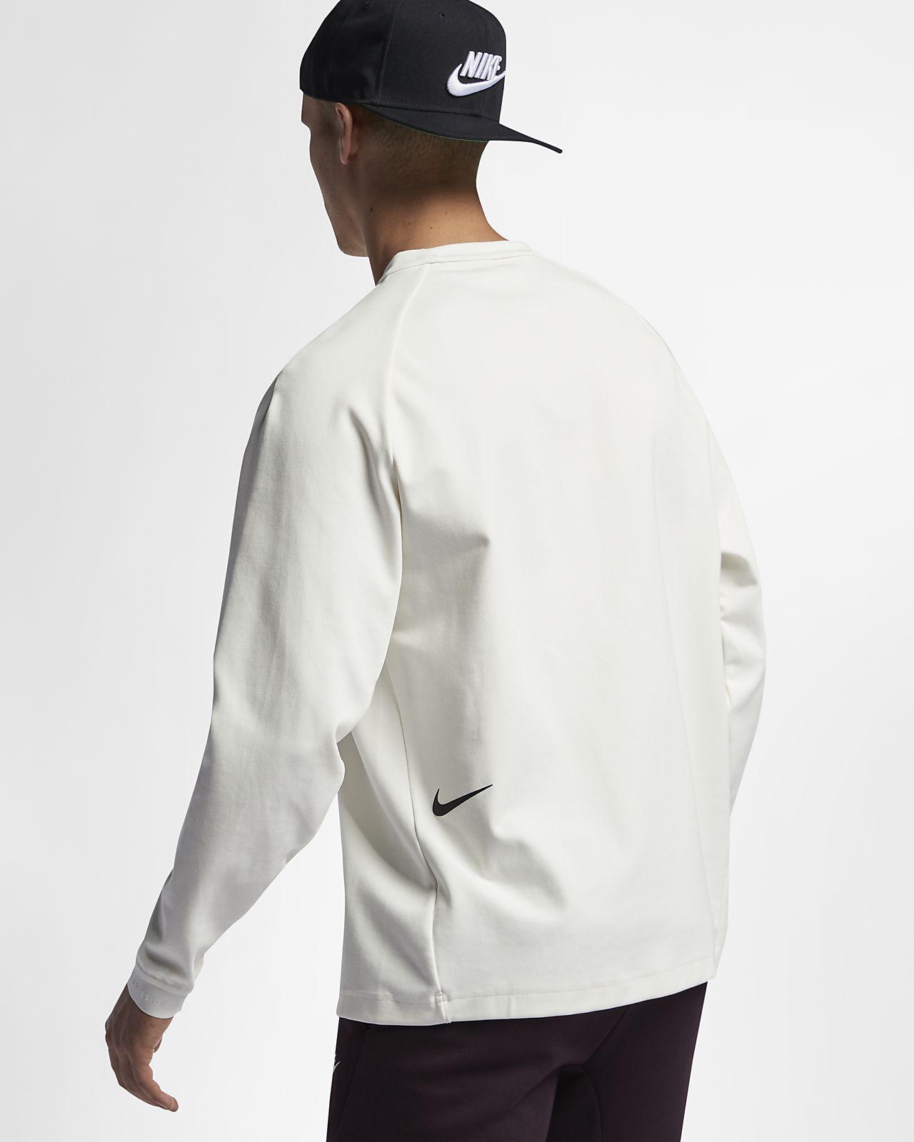 diseño atemporal d21ba 8b6aa Sudadera tejida para hombre Nike Sportswear Tech Pack