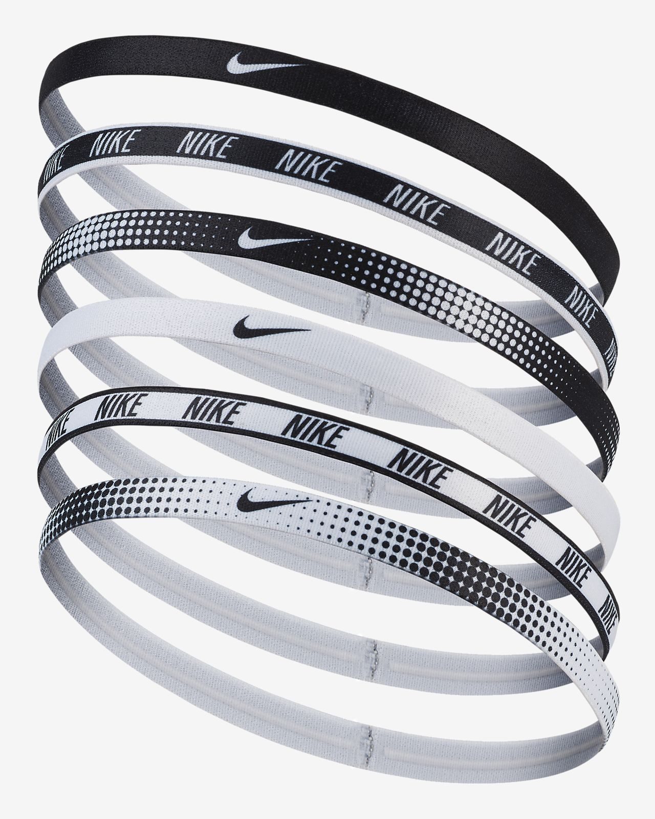 Nike Headbands (6 Pack)