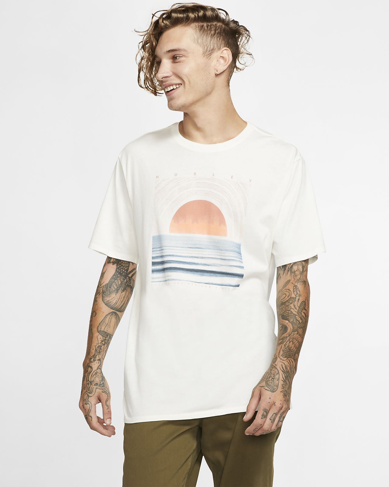 Hurley Subliminal Men's T-Shirt