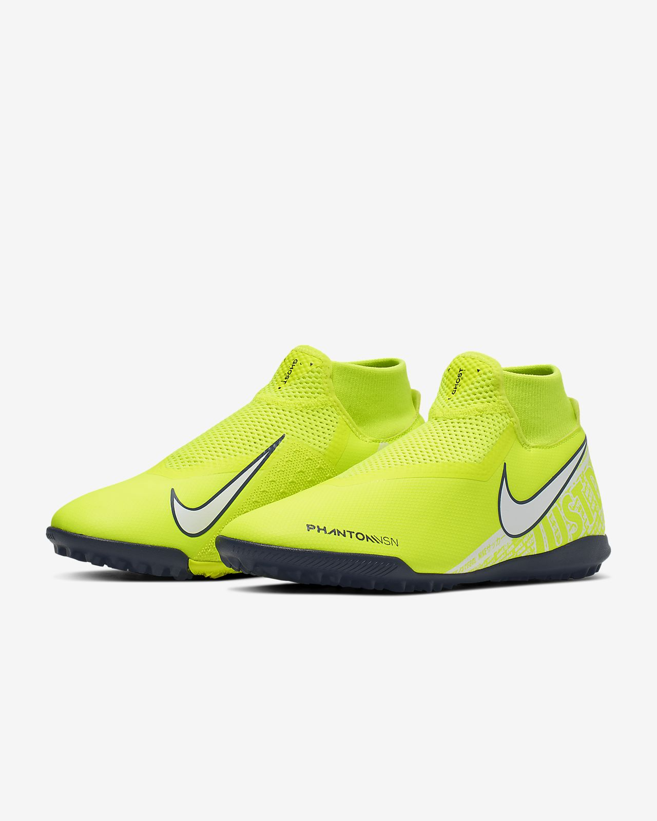 Nike Phantom Vision Academy Dynamic Fit TF Artificial Turf Football Boot