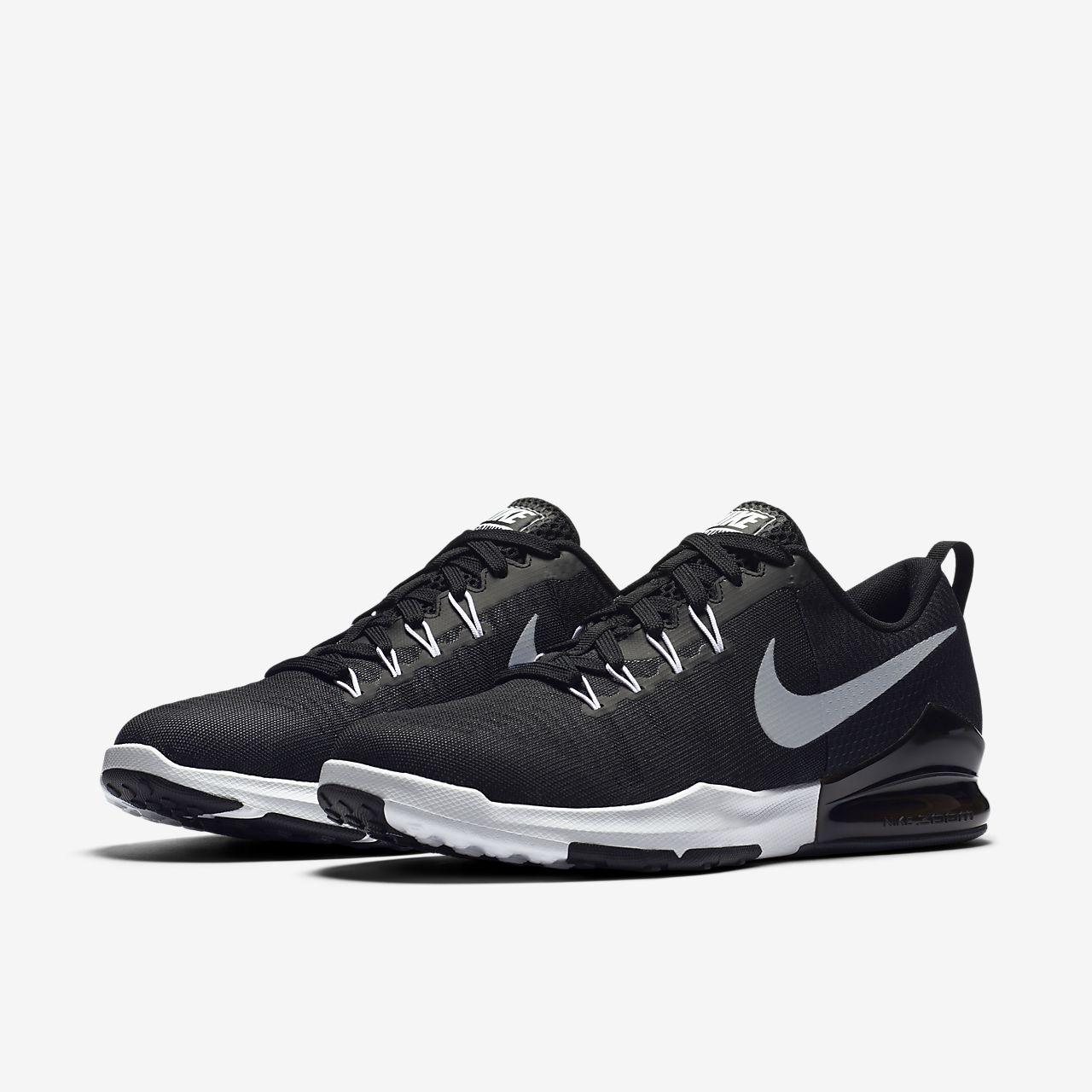 nike zoom train action mens training shoe
