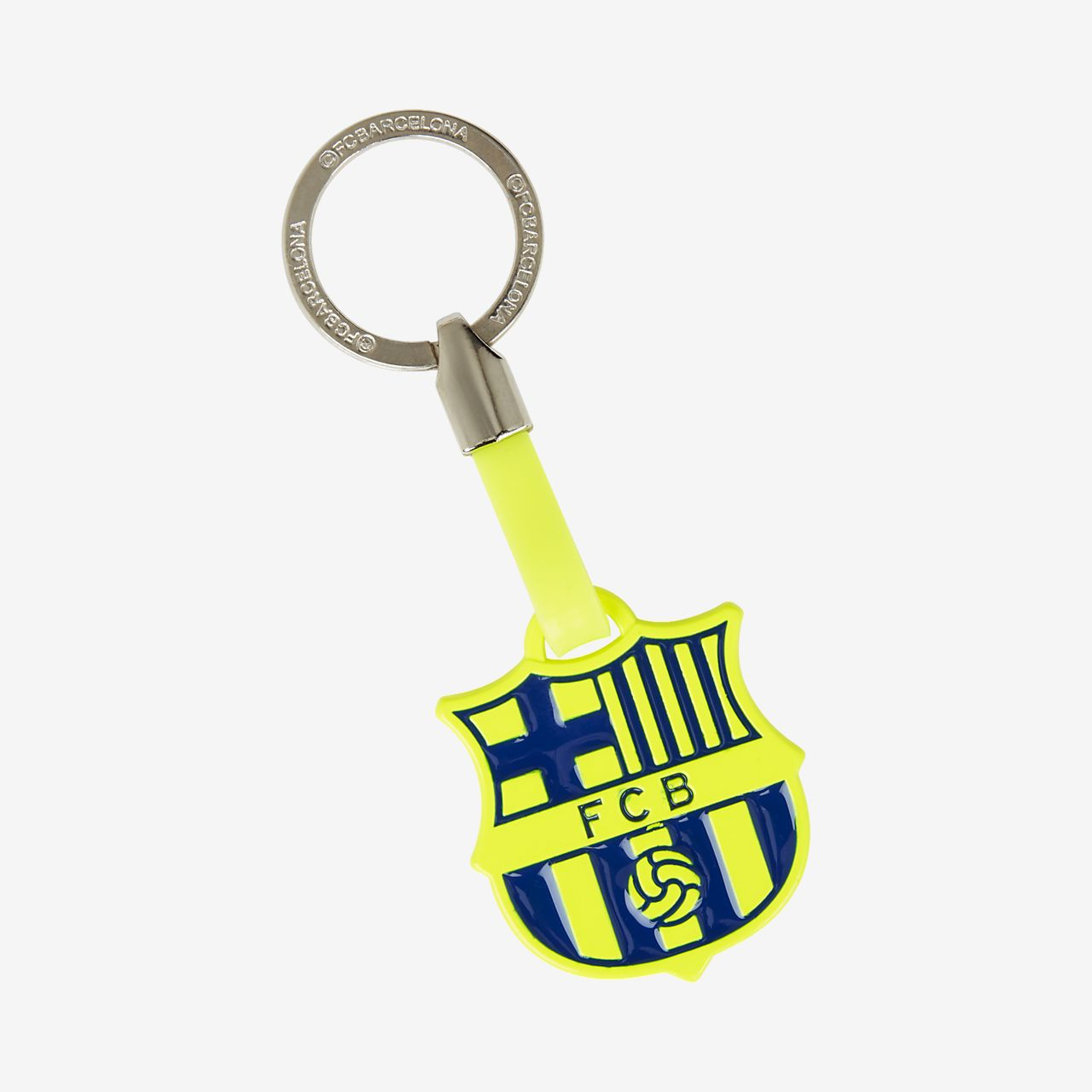 FC Barcelona Crest Schlüsselring