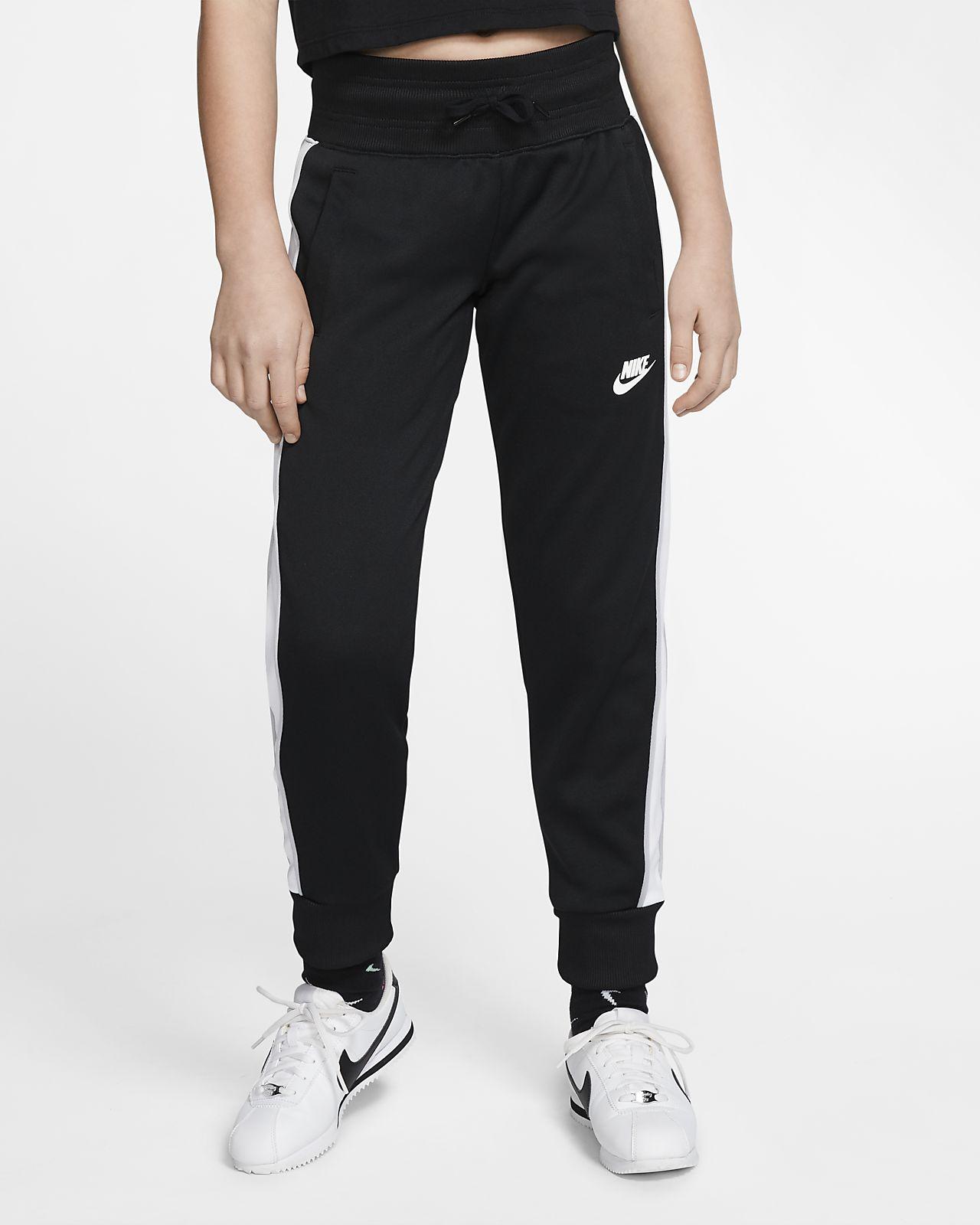 Kalhoty Nike Sportswear Heritage pro větší děti (dívky)