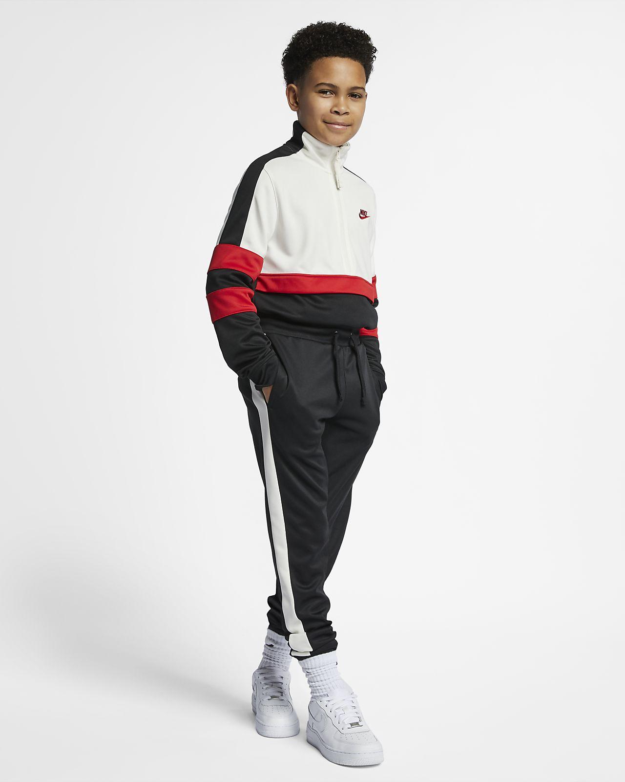 Nike Air-tracksuit til store børn