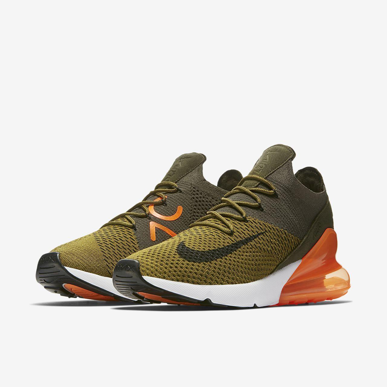 Nike Air Max 270 Flyknit Men's AU