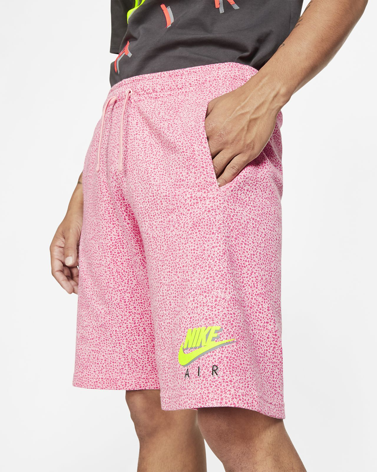Nike Sportswear Men's Printed Shorts
