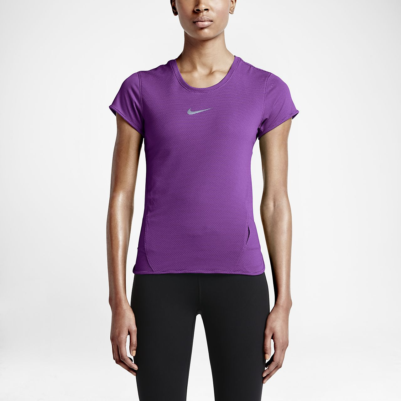 Low Resolution Nike AeroReact Women's Running Top Nike AeroReact Women's  Running Top