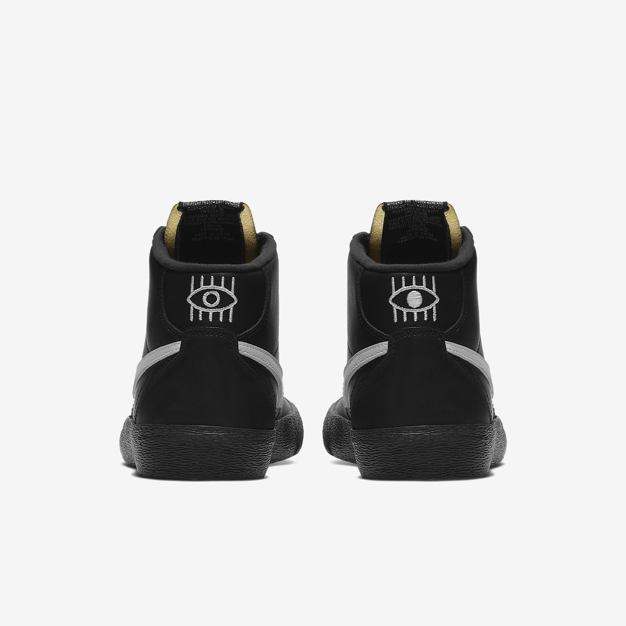 ... Nike SB Bruin Hi Women's Skateboarding Shoe