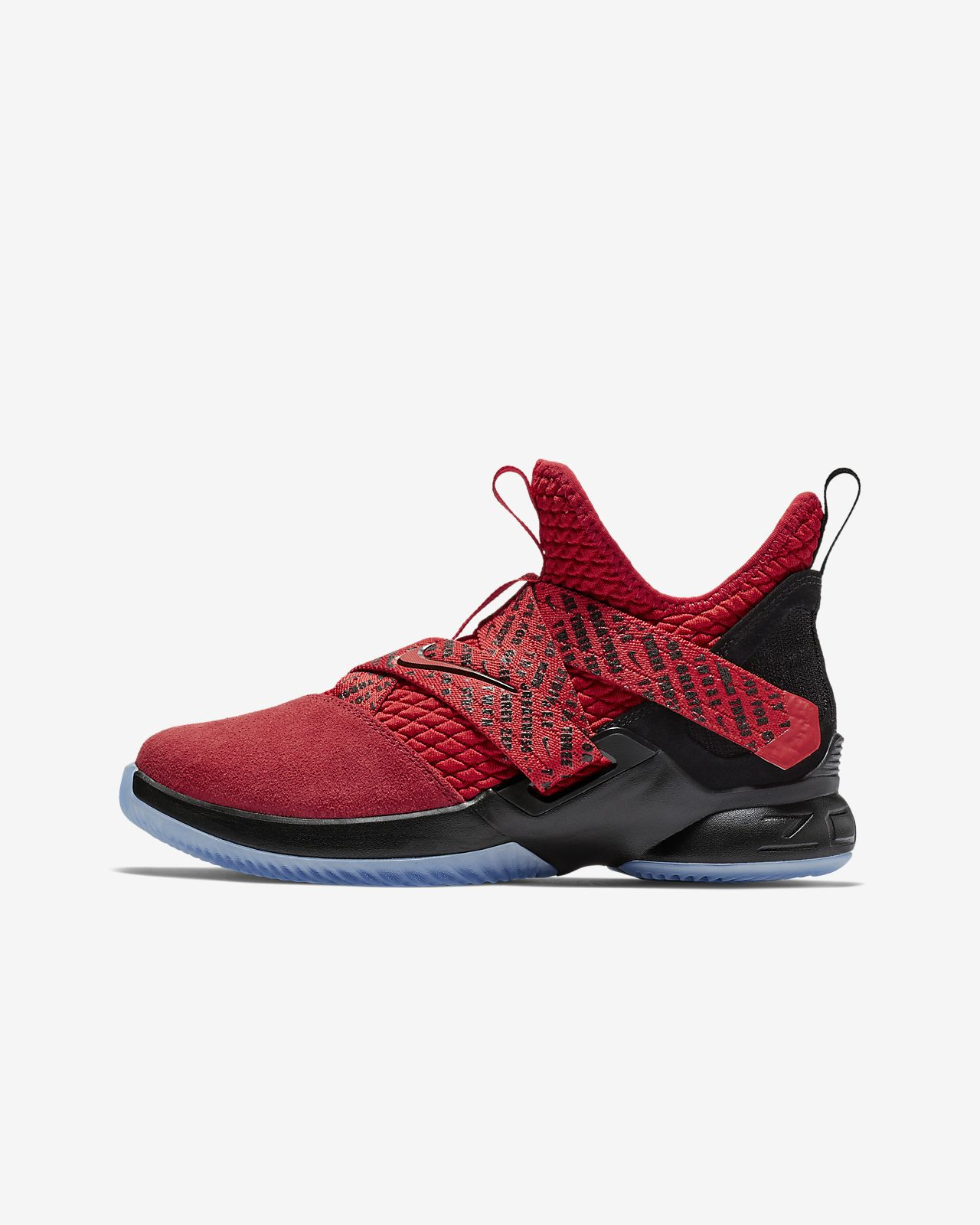 LeBron Soldier XII Big Kids' Basketball Shoe