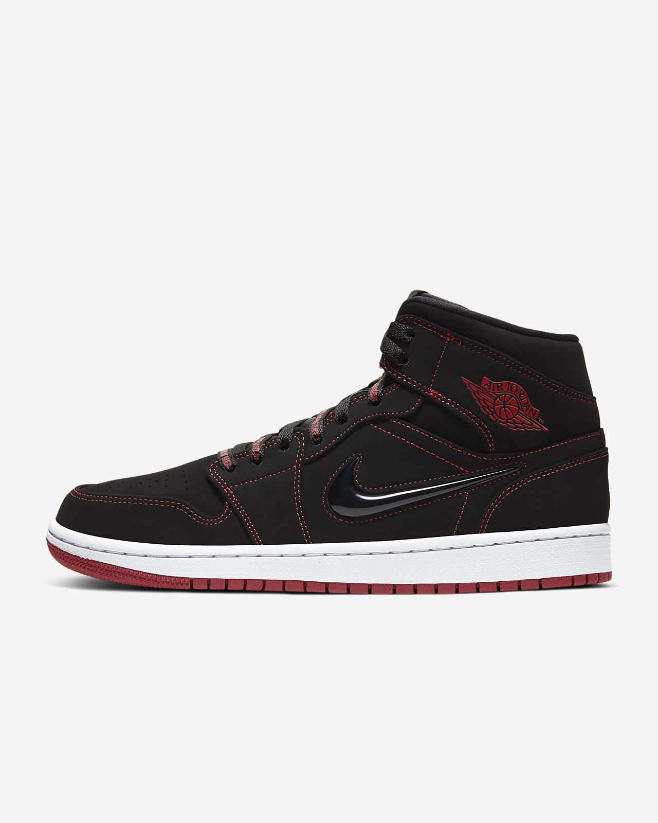 Nike Air Jordan 1 Mid Herren Sneaker Turnschuhe Sportschuhe