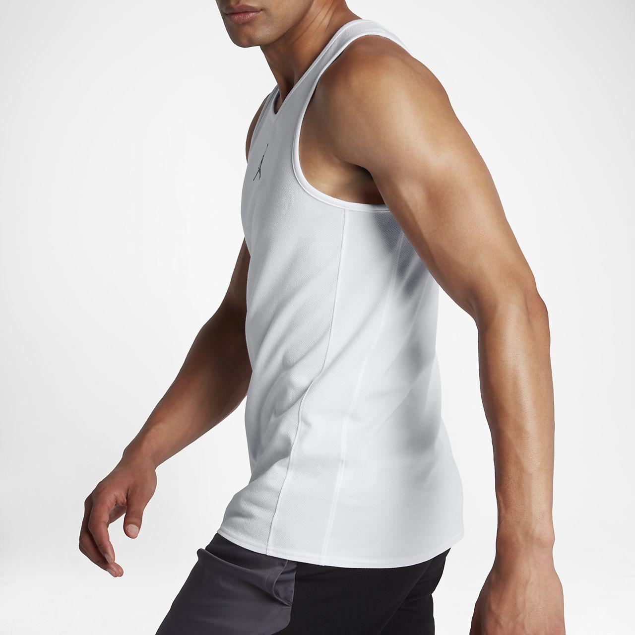 Męska koszulka bez rękawów do koszykówki Jordan Flight