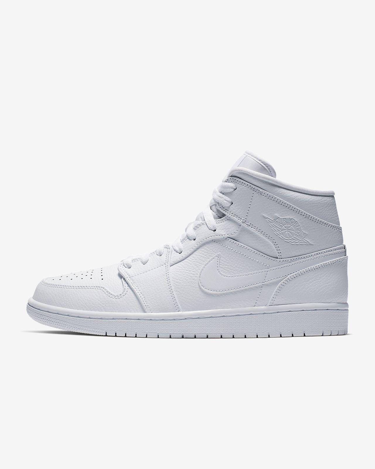 Air Jordan 1 Mid Zapatillas - Hombre. Nike.com ES 6430642c21f4e