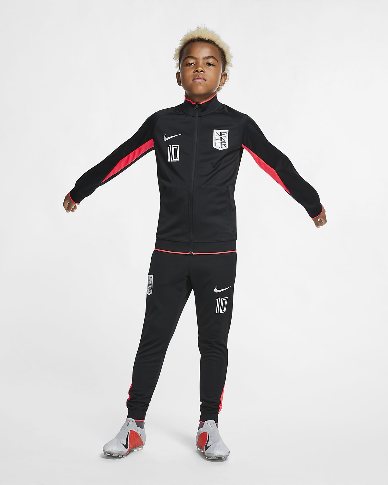 Nike Dri-FIT Neymar Jr. Older Kids' (Boys') Tracksuit