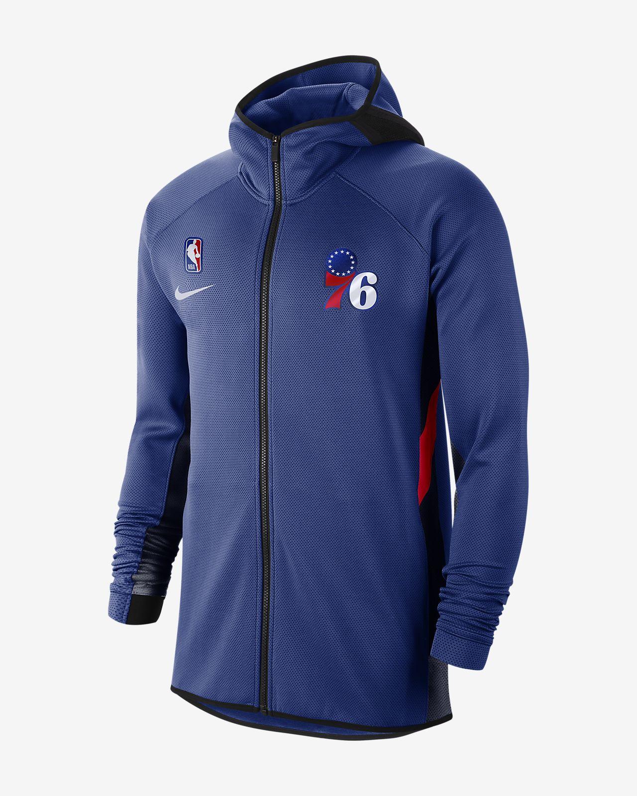 Philadelphia 76ers Nike Hoodies, Nike Hooded Sweatshirt