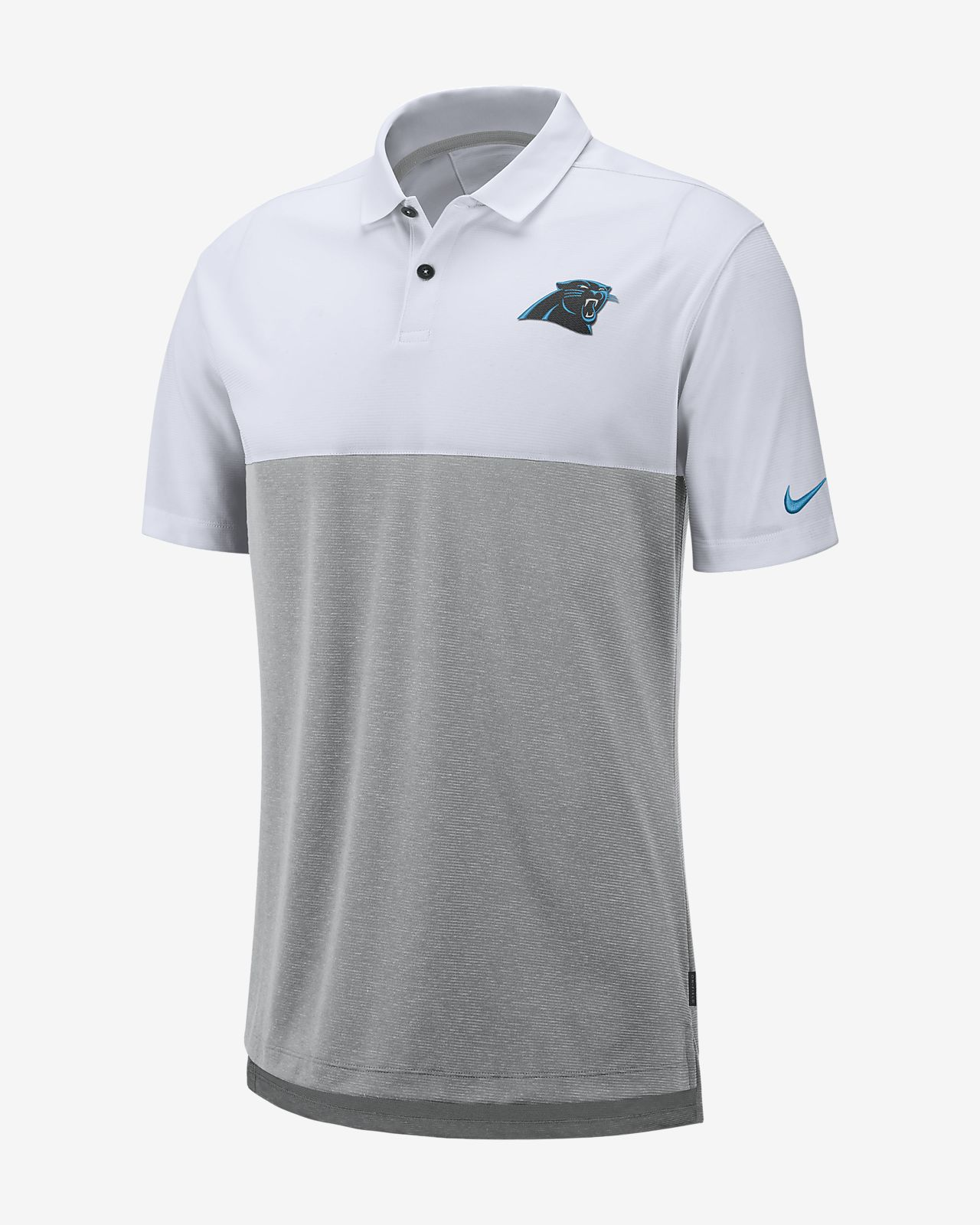 Nike Breathe (NFL Panthers) Men's Polo