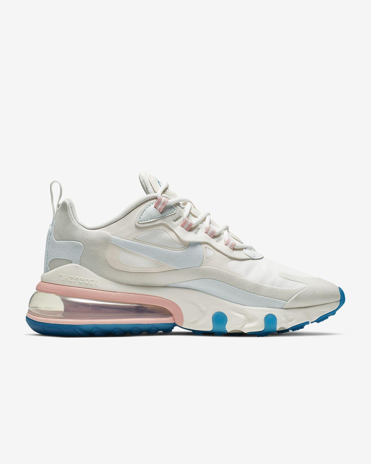 Nike Air Max 270 React (American Modern) Women's Shoe