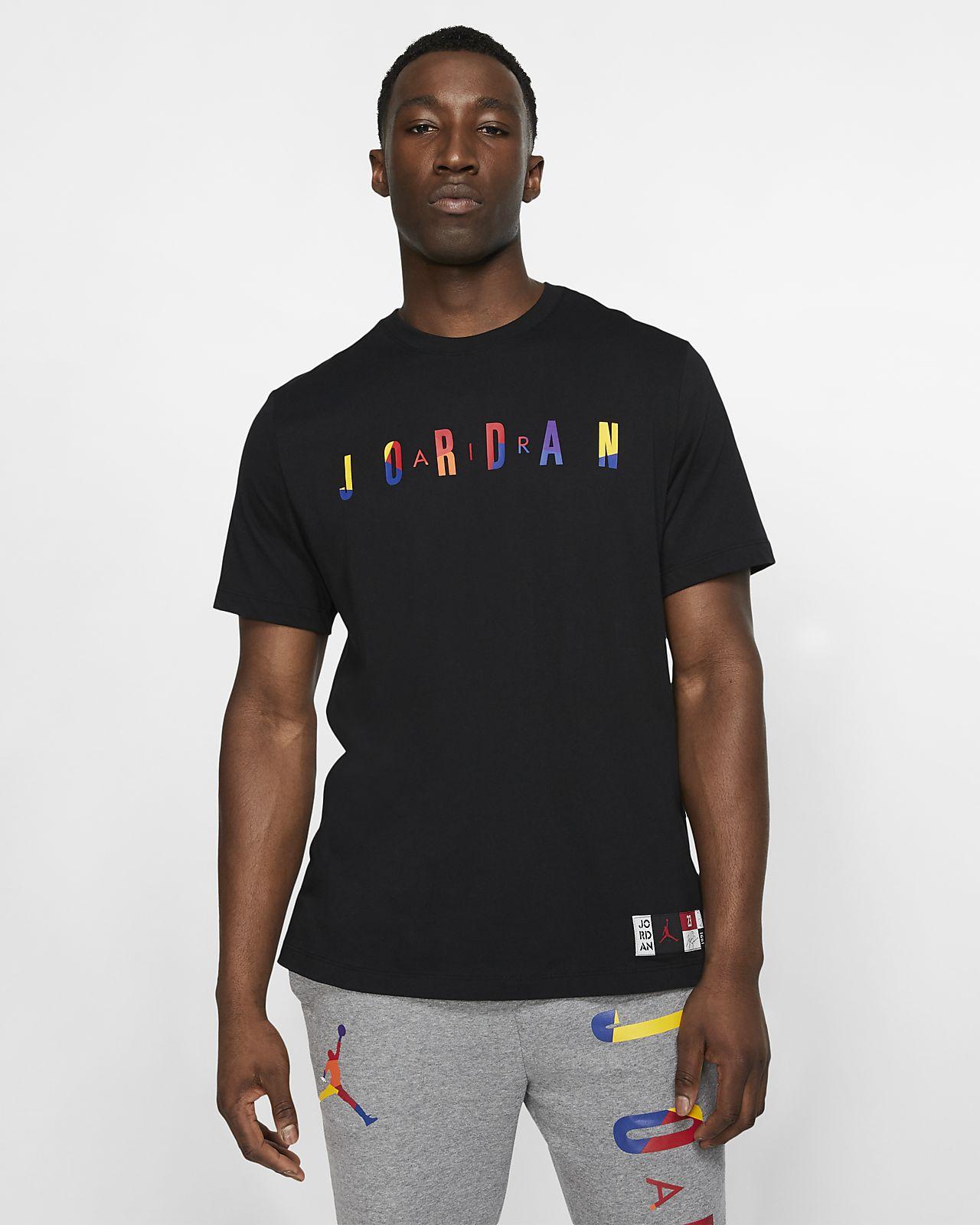 Playera para hombre Jordan DNA