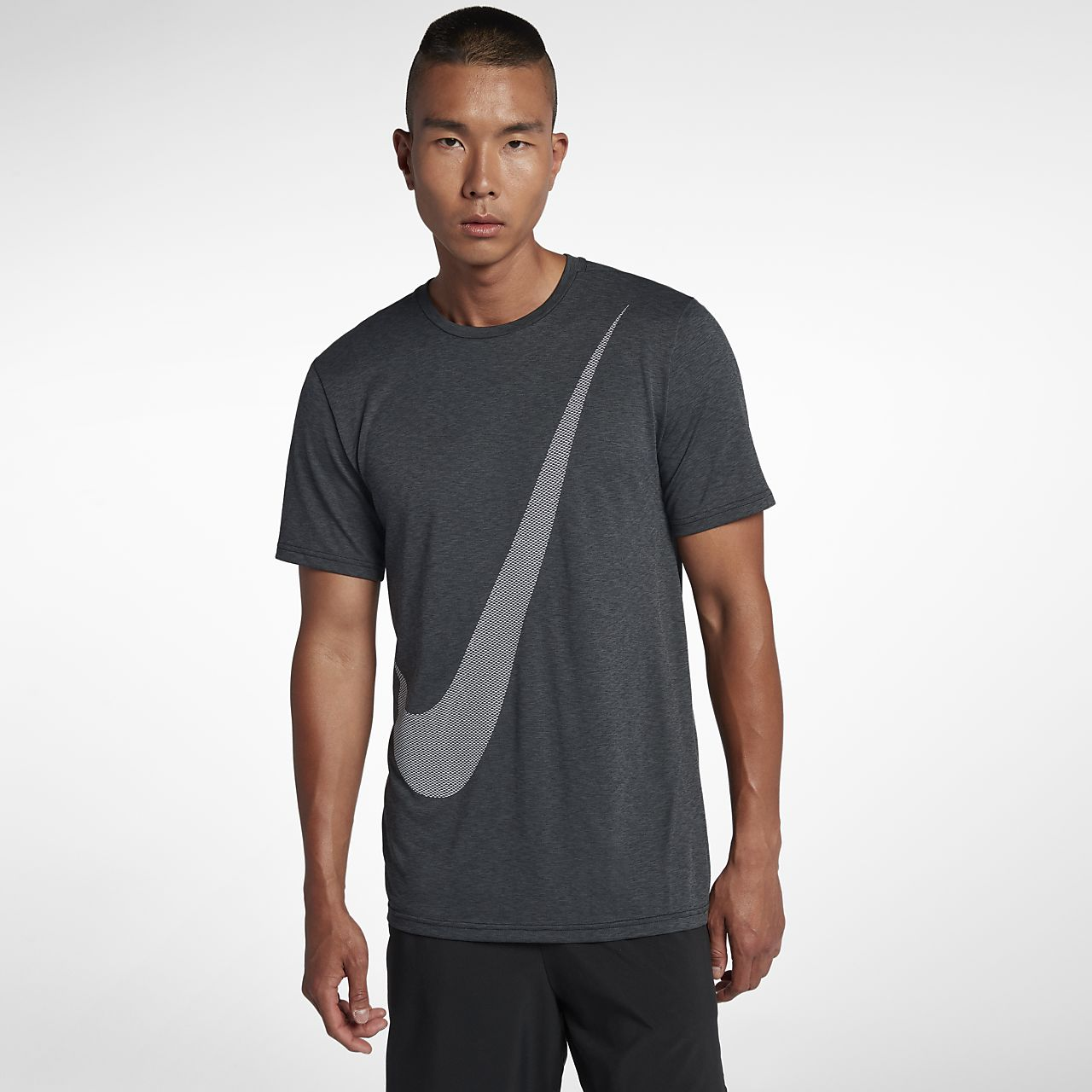 Nike Dri-FIT Breathe 男款短袖訓練上衣