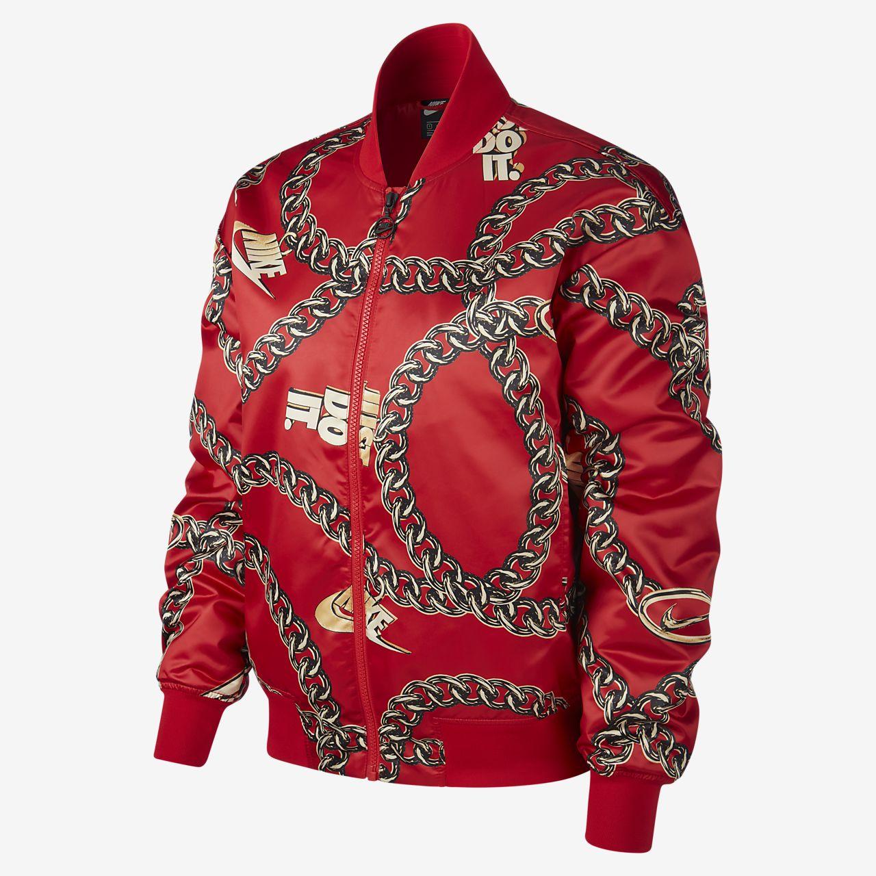 Nike Sportswear Synthetic-Fill Women's Jacket. Nike CA