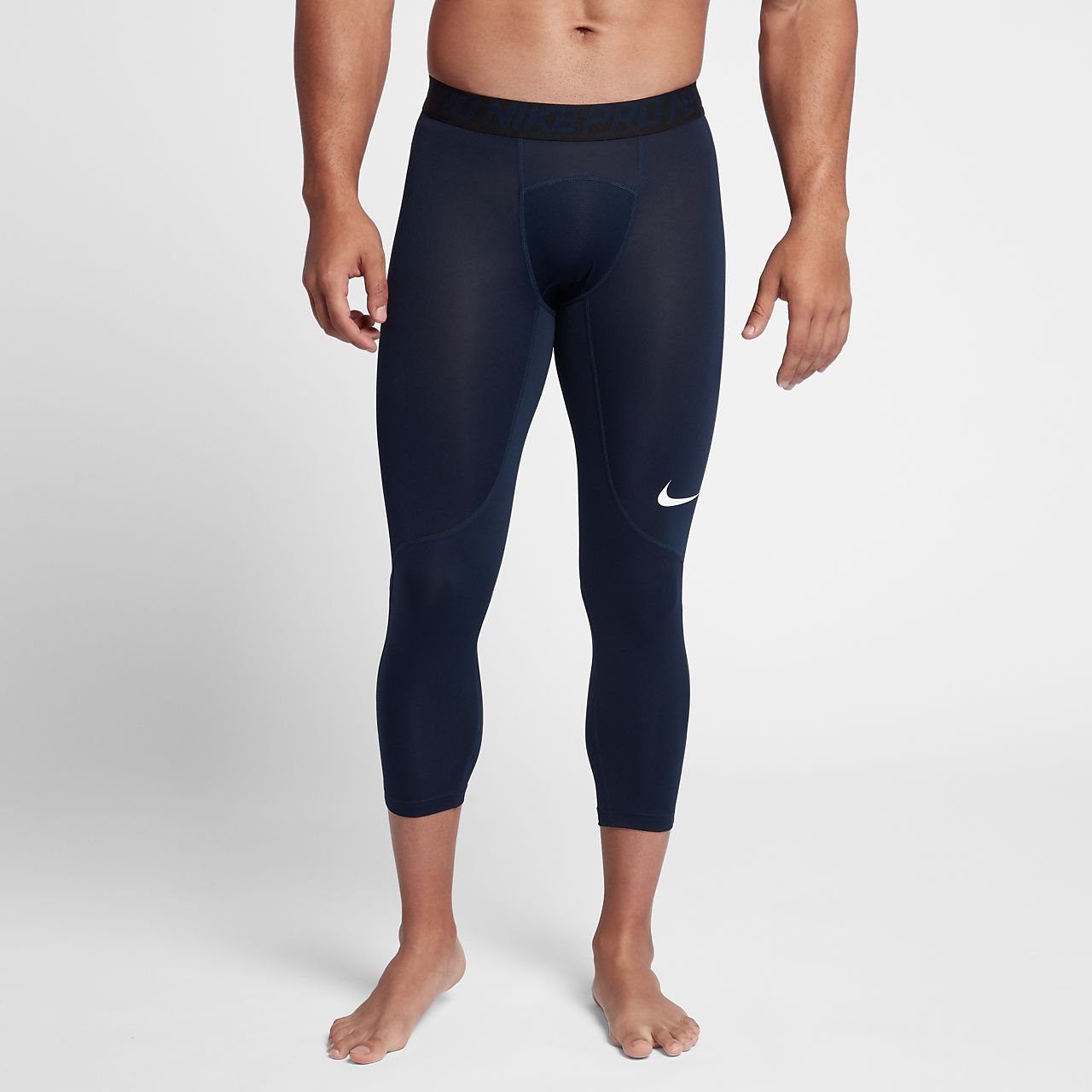 053cff9f Nike Pro Men's 3/4 Training Tights. Nike.com