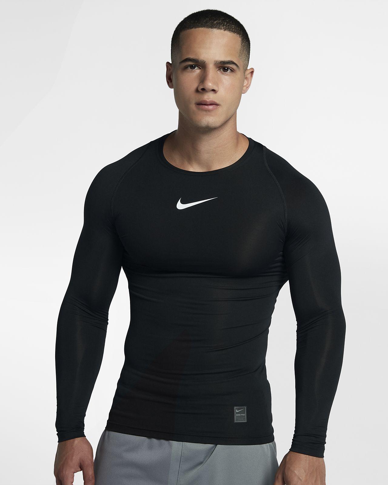 Maglia a manica lunga Nike Pro - Uomo