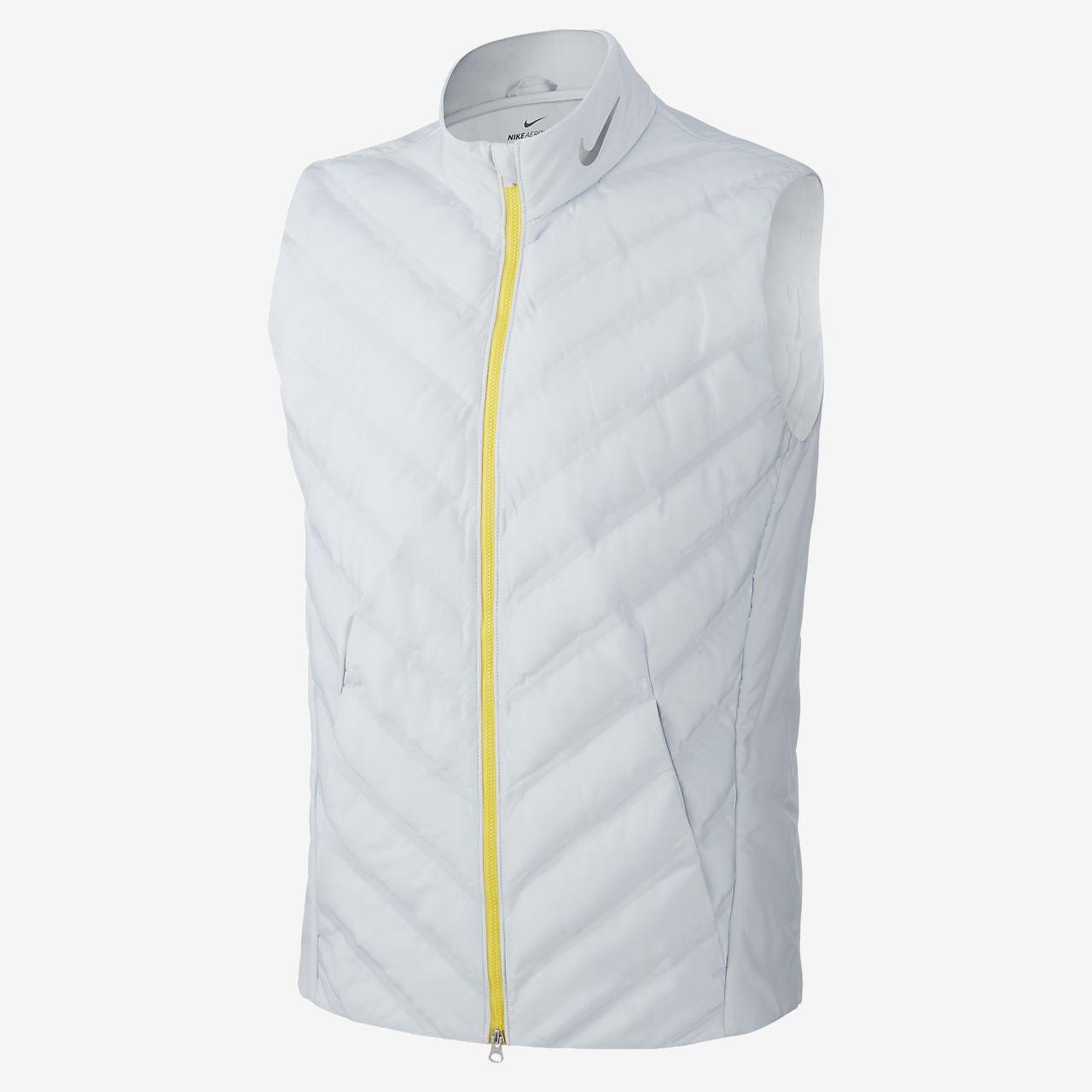 Veste de golf sans manches Nike AeroLoft pour Homme