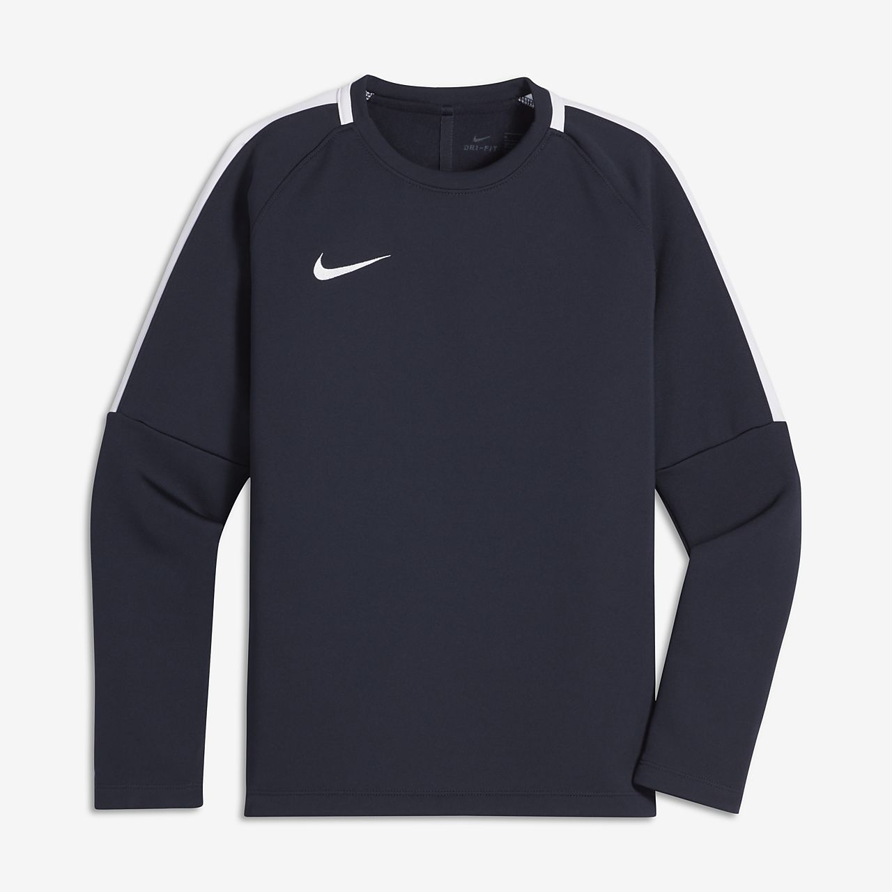 Camiseta de fútbol para niños talla grande Nike Dri-FIT Academy