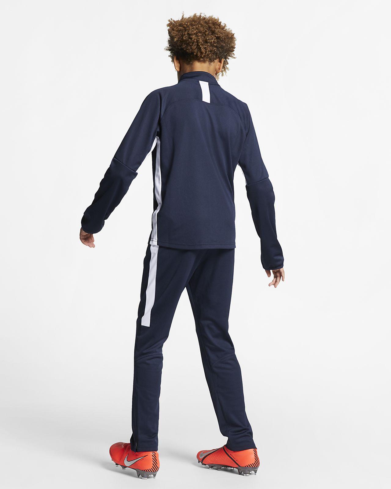 bien barato nuevo estilo el precio más bajo Nike Dri-FIT Academy Chándal de fútbol - Niño/a