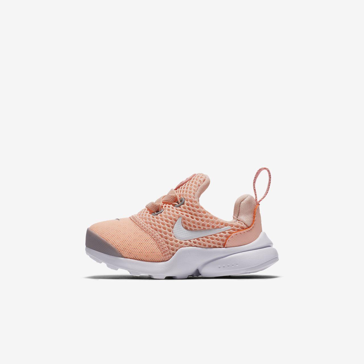 Nike Presto Fly Kleinkinderschuh - Rot 9BCOnFi