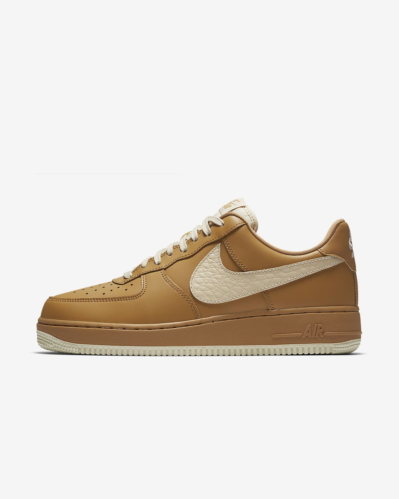 Nike Air Force 1 Low 07 LV8 Elemental Gold Desert Ore Fossil 823511703