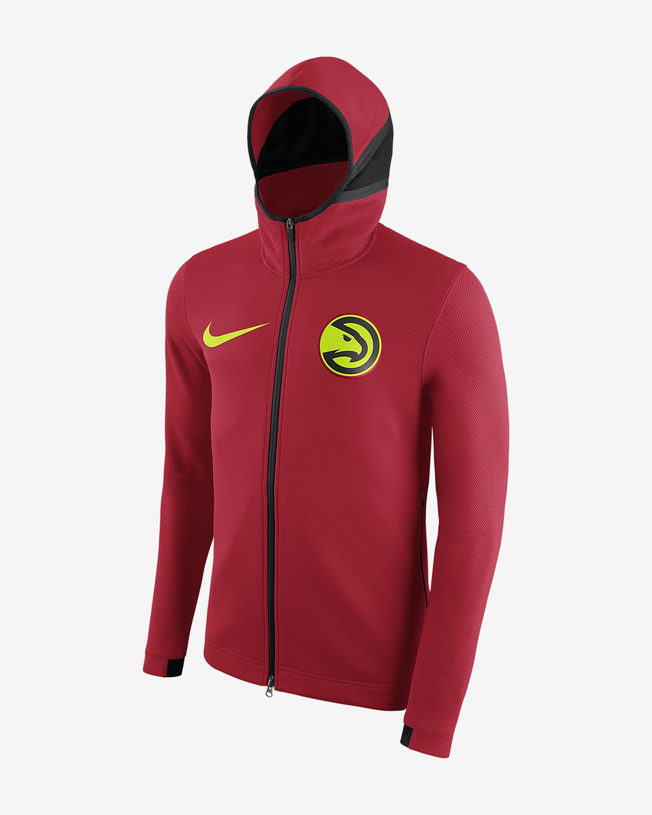 Atlanta Hawks Nike Therma Flex Showtime Men s NBA Hoodie. Nike.com 7a63416ac