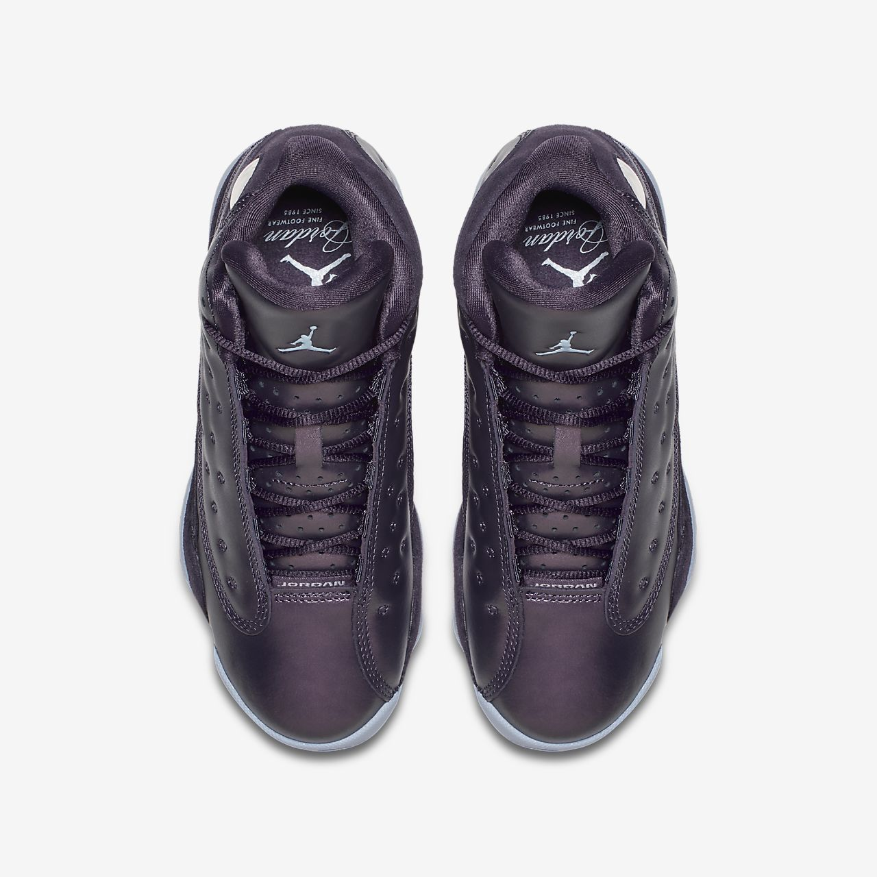 ... Air Jordan 13 Retro Premium Heiress Collection Big Kids' Shoe
