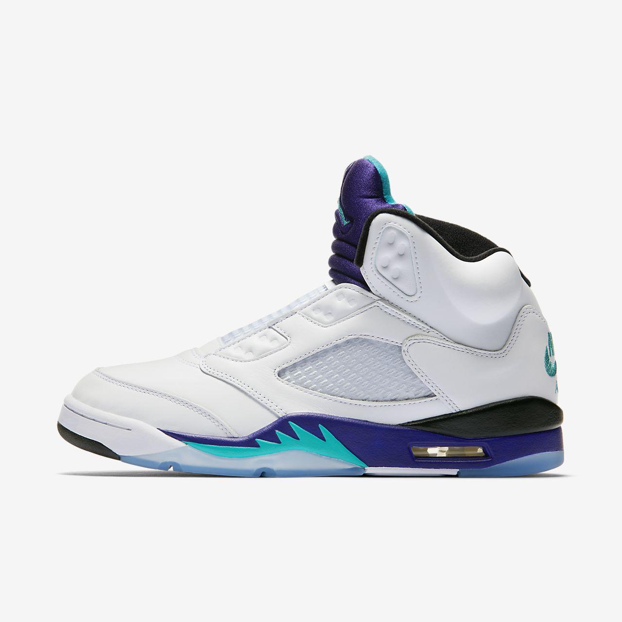 รองเท้าผู้ชาย Air Jordan 5 Retro