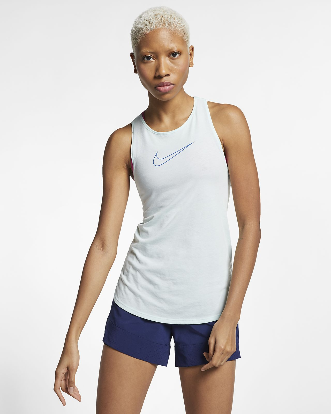Nike női edzőtrikó