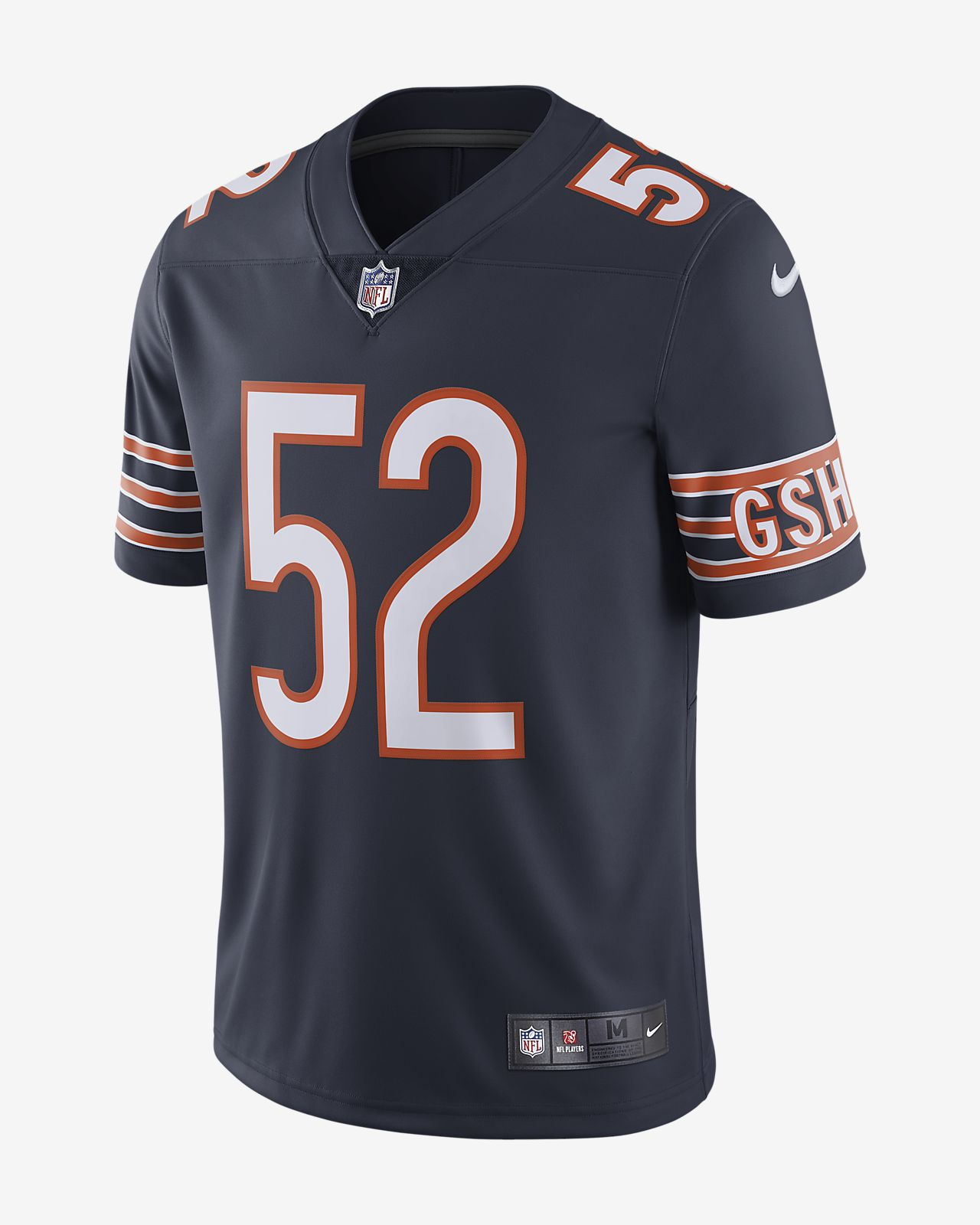 NFL Chicago Bears Limited (Khalil Mack) Men's Football Jersey