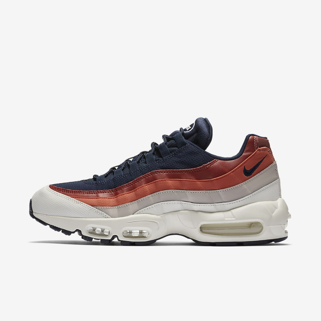the latest d9c11 45b05 nike air max 95 red