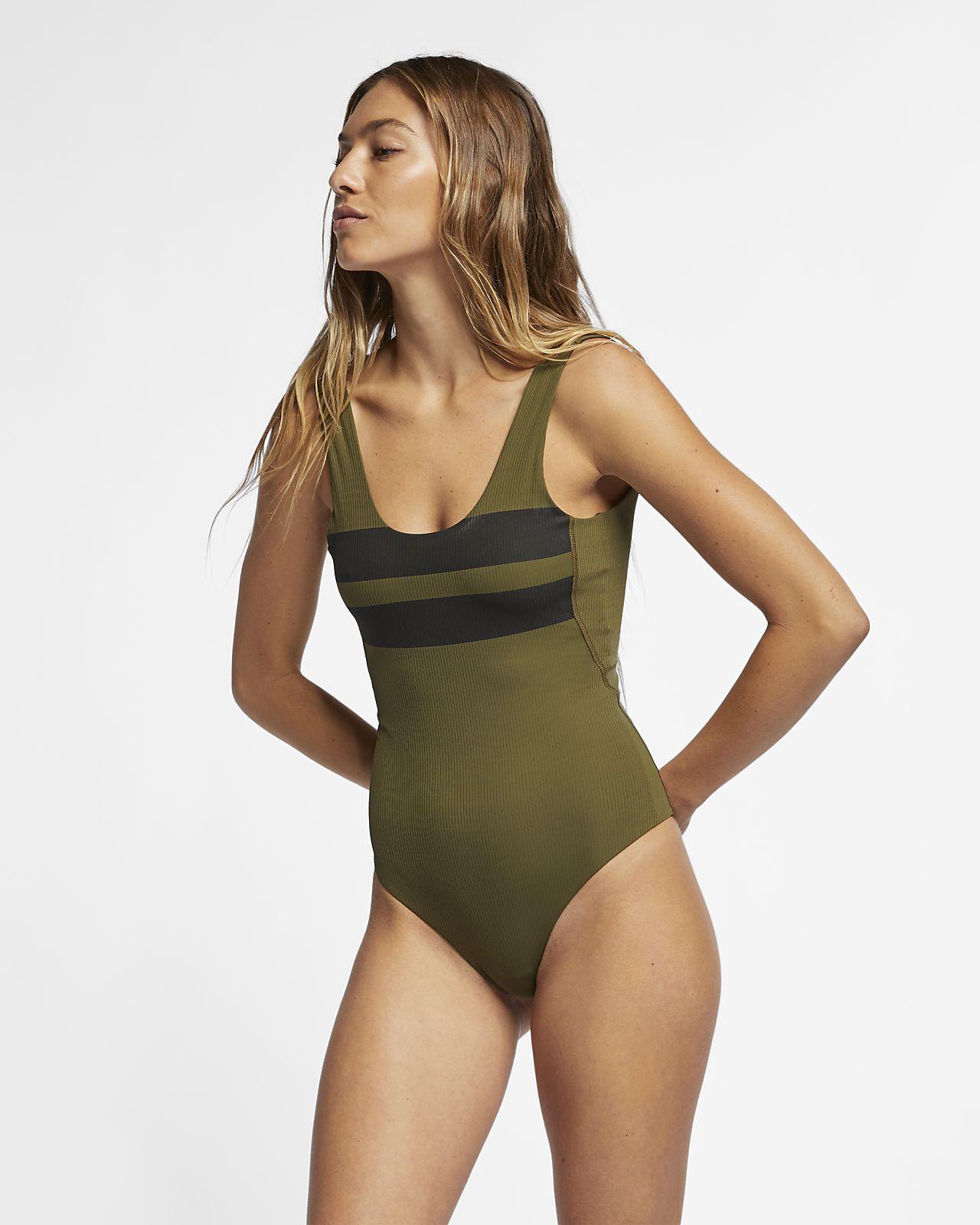Hurley Quick Dry Block Party Women's Bodysuit
