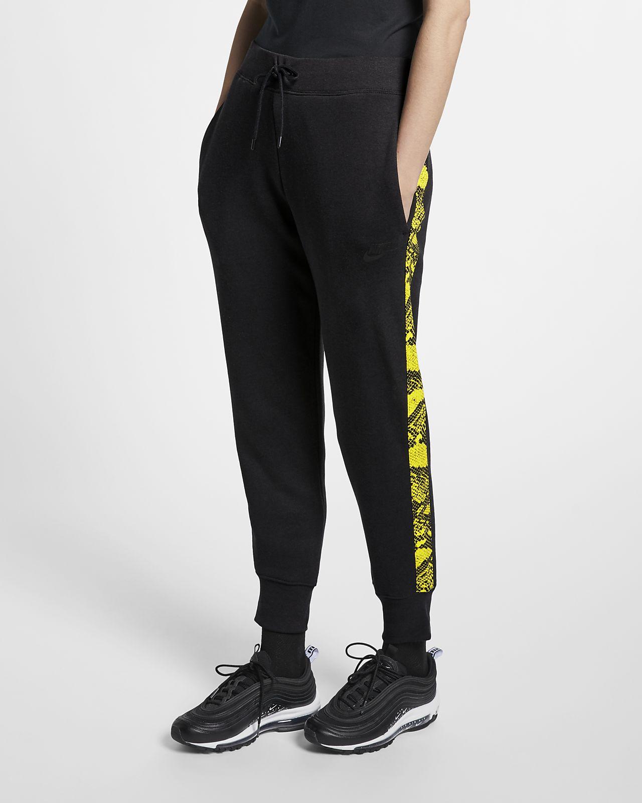 Pantalon à imprimé animal Nike Sportswear pour Femme