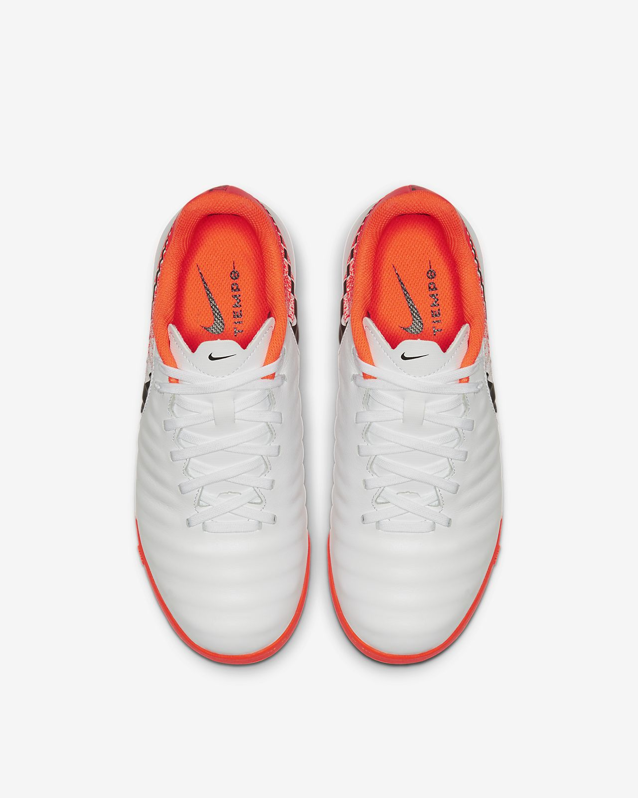 super popular d254a efa1d Nike Jr. Tiempo Legend VII Academy TF Younger/Older Kids' Artificial-Turf  Football Shoe