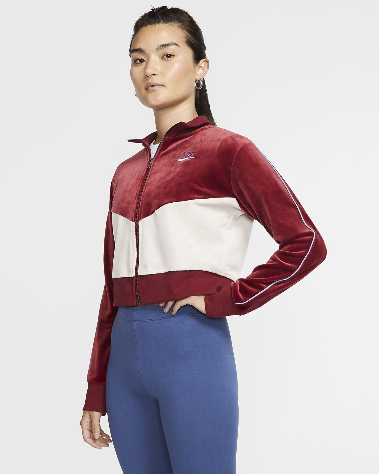 Jacka Nike Sportswear Heritage för kvinnor