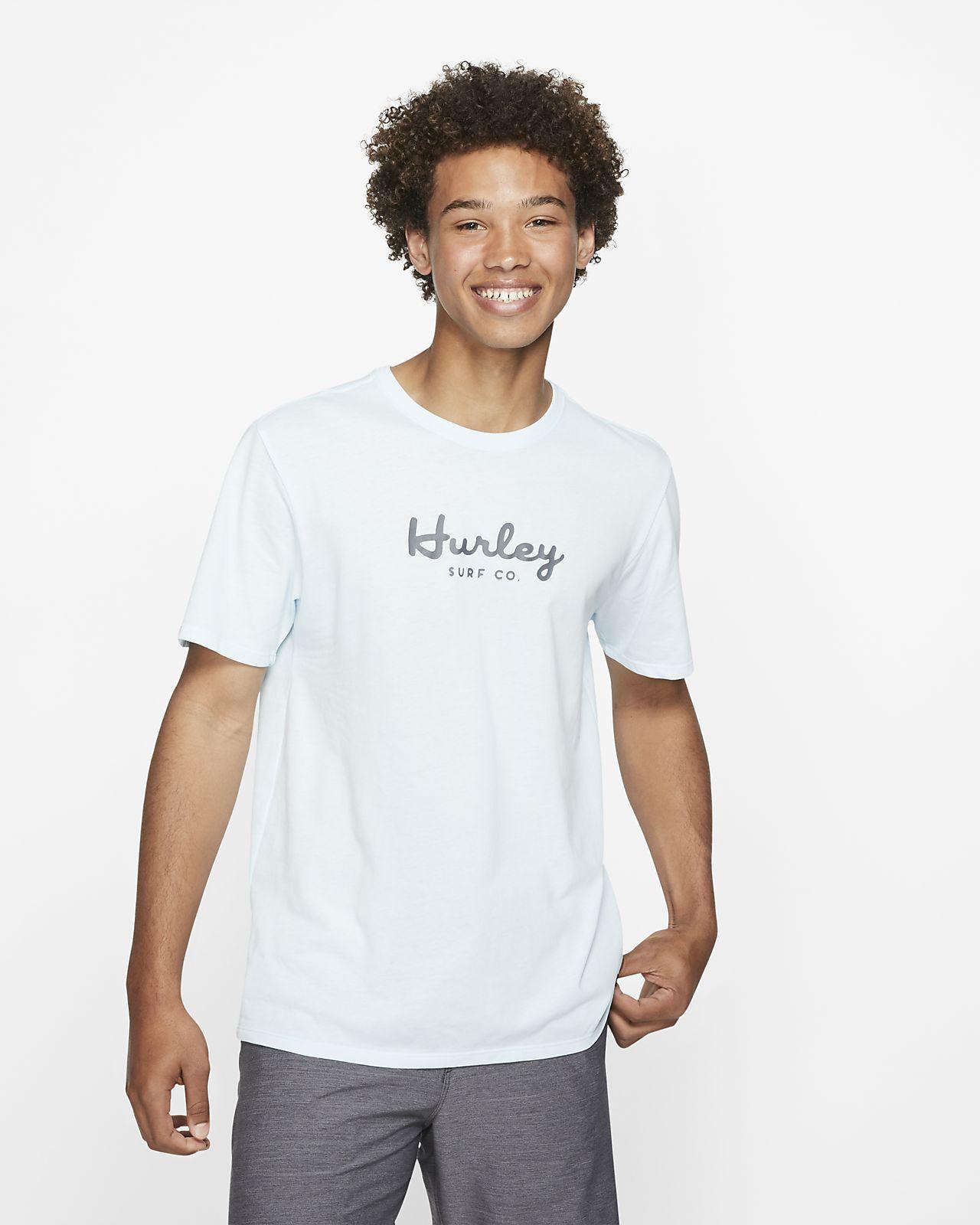 Hurley Dri-FIT Script Men's T-Shirt