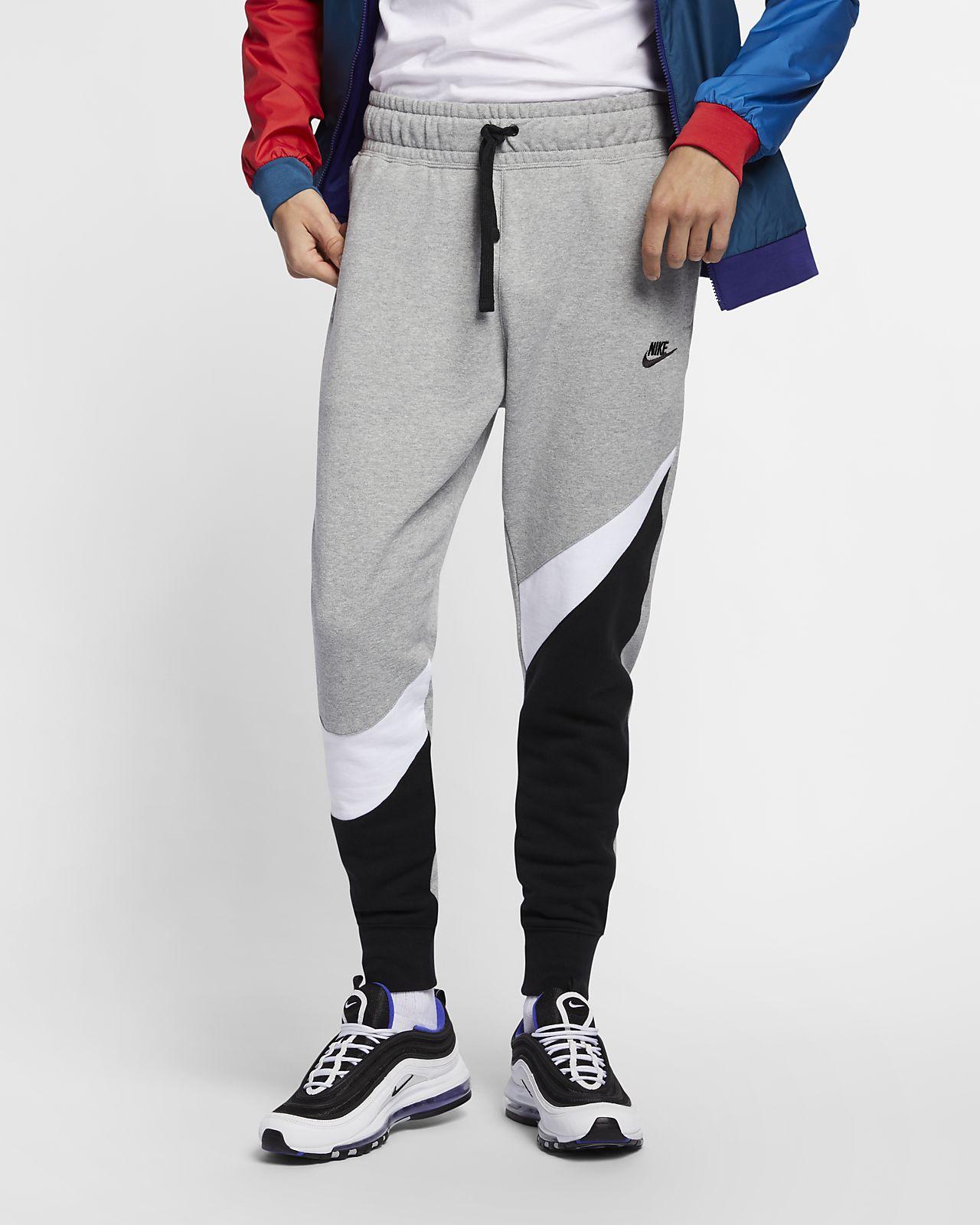 Kalhoty Nike Sportswear z francouzského froté