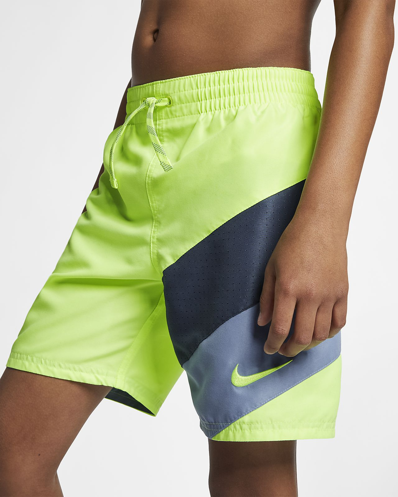 "Nike Signal Big Kids' (Boys') 6"" Swim Trunks"