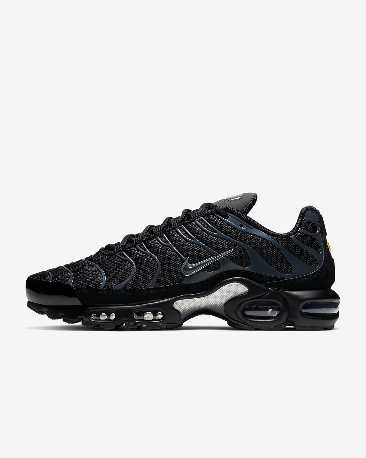 Nike AIR MAX Plus SE Herren Sneaker (46 EU, Gold):