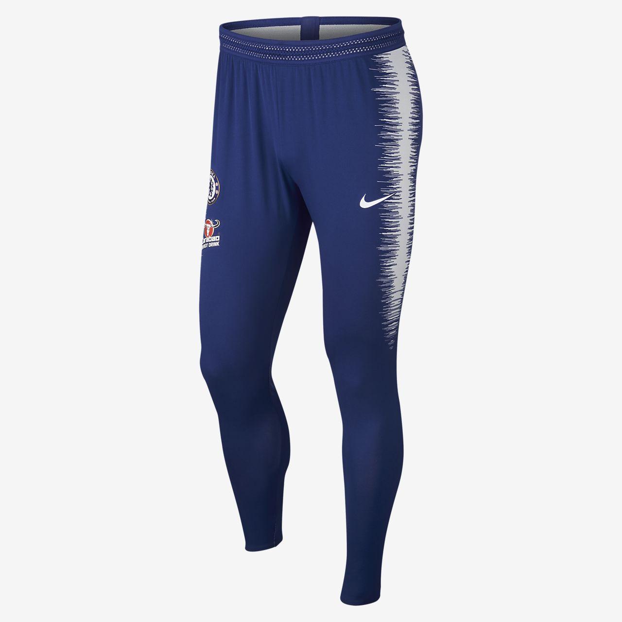 Chelsea FC VaporKnit Strike Men's Football Pants